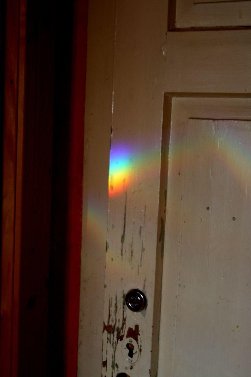 Työhuoneen ovi